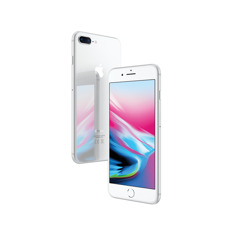 Apple iPhone 8 Plus 64GB Silver | Tradeline Egypt Apple