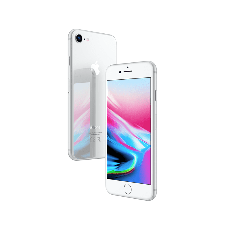 Apple iPhone 8 64GB Silver | Tradeline Egypt Apple
