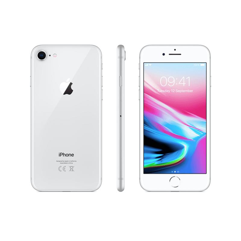 Apple iPhone 8 64GB Silver | Power Efficiency Tradeline Apple