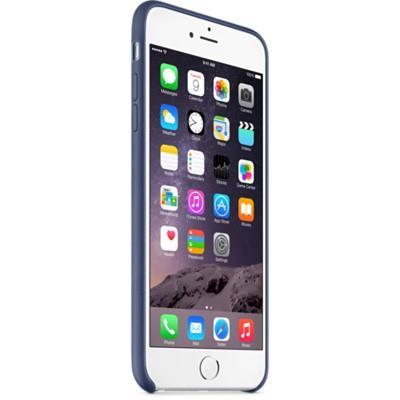 Apple iPhone 6/6s Plus Leather Case Midnight Blue