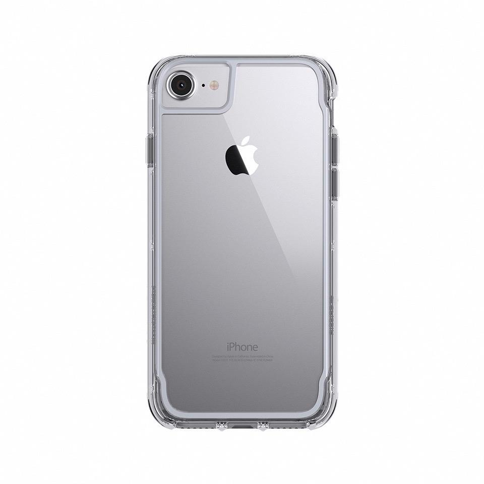 Griffin Survivor Clear for iPhone 8/iPhone 7 in Clear | Tradeline Egypt Apple