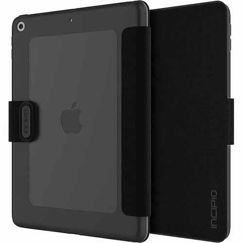 Incipio iPad 9.7 Clarion case - Black | Tradeline Egypt Apple