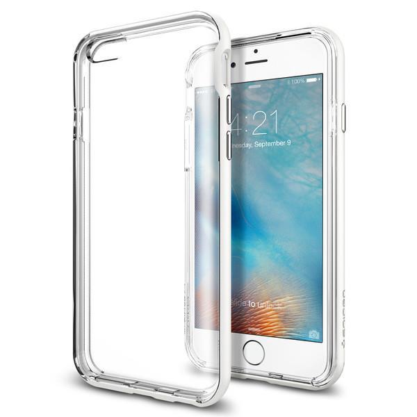 Spigen Neo hybrid EX White iPhone 6/6S   Tradeline Egypt Apple