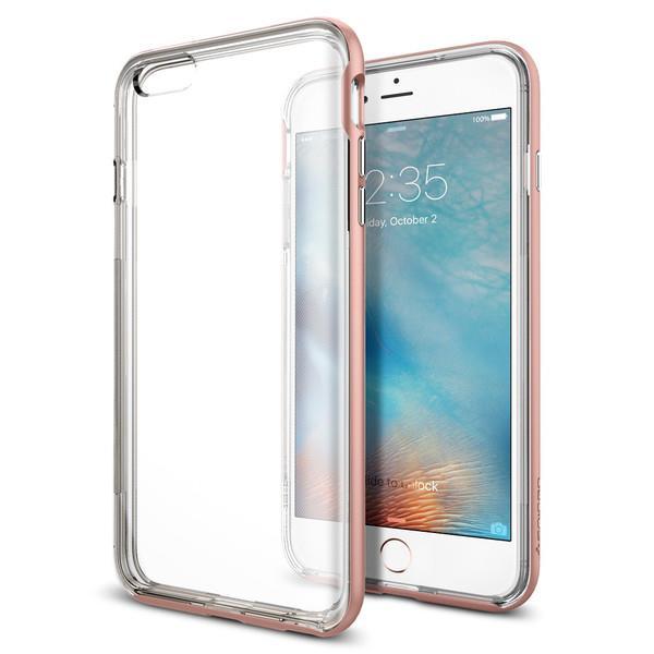 Spigen Neo Hybrid EX Rose Gold iPhone 6 Plus/6S Plus | Tradeline Egypt Apple