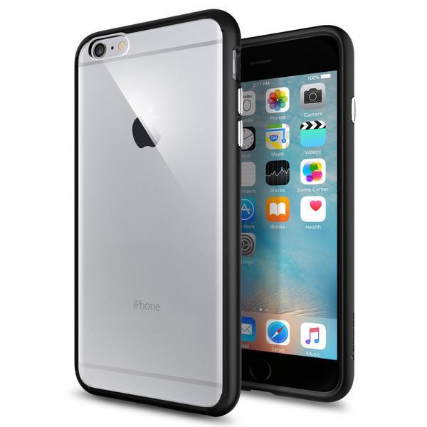 Spigen Ultra Hybrid Black 6 Plus/6S Plus | Tradeline Egypt Apple