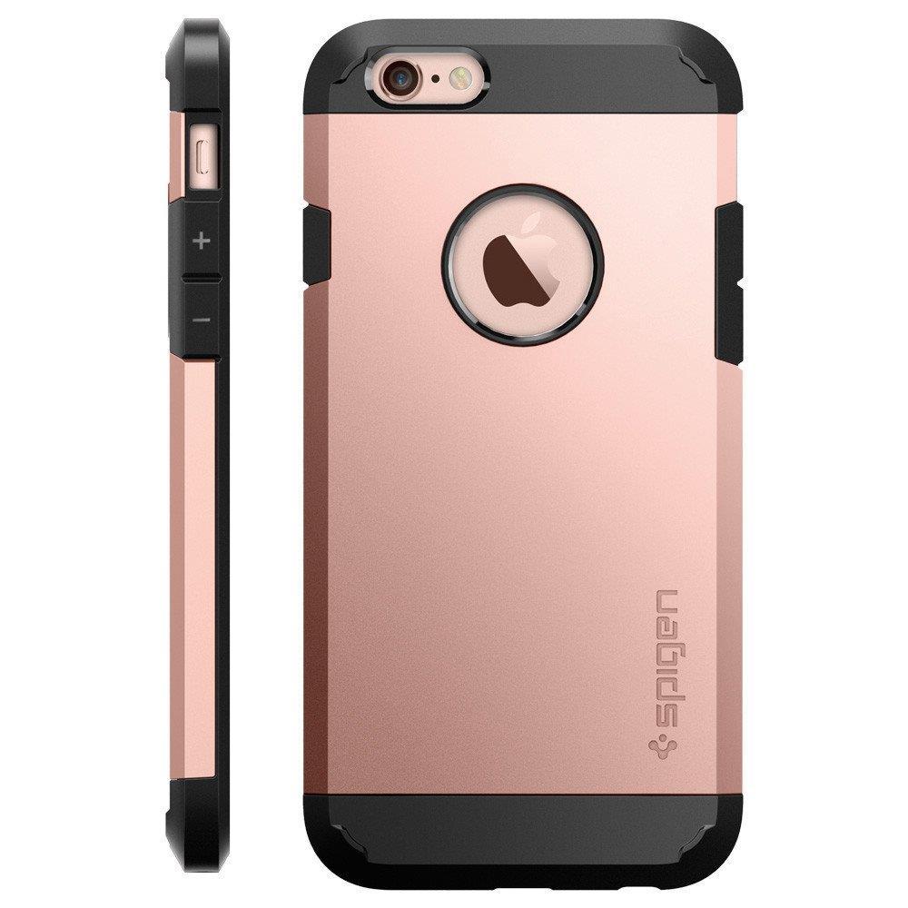 Spigen Tough Armor For iPhone 6s Rose Gold