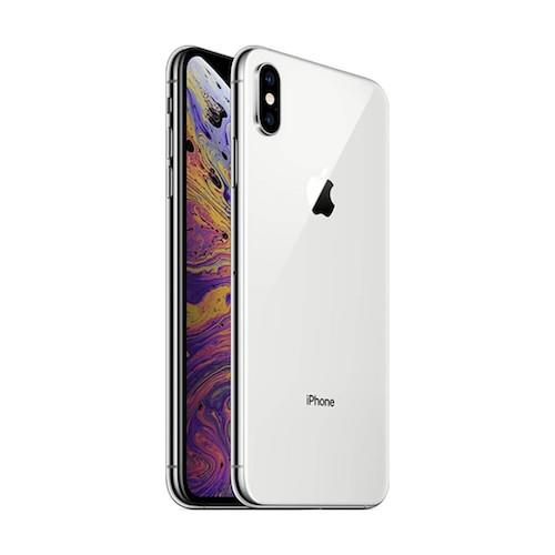 Apple iPhone Xs Max 64GB Silver | Advanced Face ID. Tradeline Apple