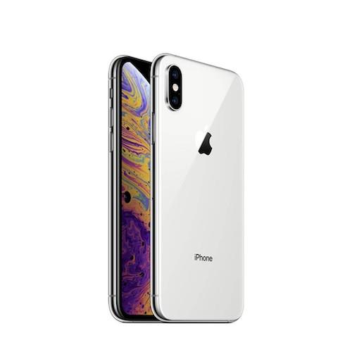 Apple iPhone Xs 64GB Silver | Advanced Face ID. Tradeline Apple