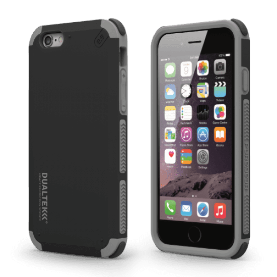 PureGear Dualtek For iPhone 6/6S - Matte Black