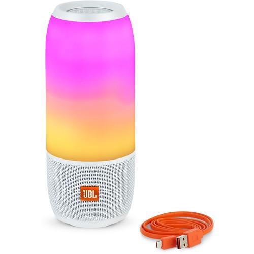 JBL Pulse 3 Portable Speaker White