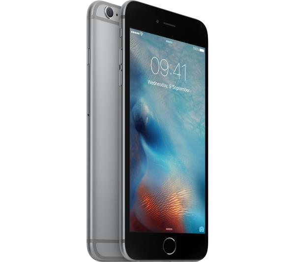 iPhone 6s Plus 32GB Space Gray | TIME-LAPSE VIDEO MODE Tradeline Apple