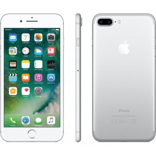 Apple iPhone 7 Plus 128GB Silver | Built to be water resistant Tradeline Apple