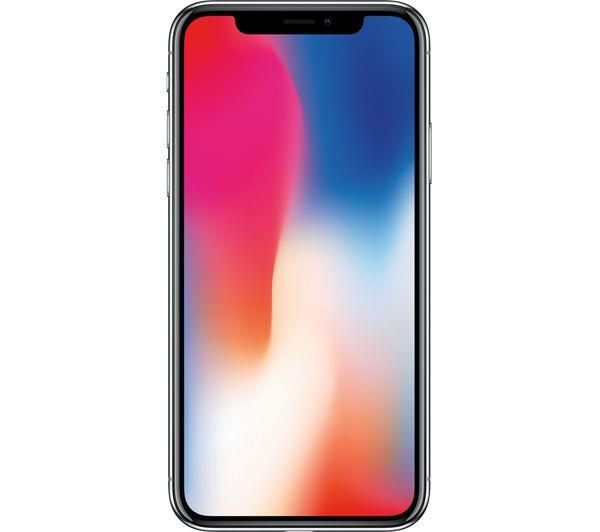 Apple iPhone X 256GB Space Grey | OLED Designed for iPhone X Tradeline Apple