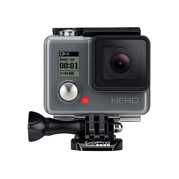 GoPro HERO | Stunning Video Quality Tradeline Apple