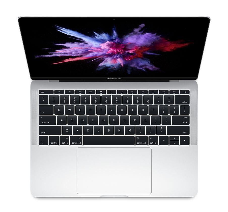 MacBook Pro 13-inch: 2.0GHz dual-core Intel Core i5, 256GB - Silver | Tradeline Egypt Apple
