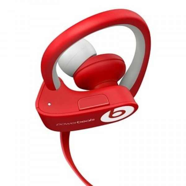 Beats Powerbeats 2 Wireless Red | Sweat and water resistant Tradeline Apple