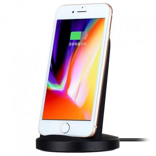 Momax Q.Dock wireless charger Black