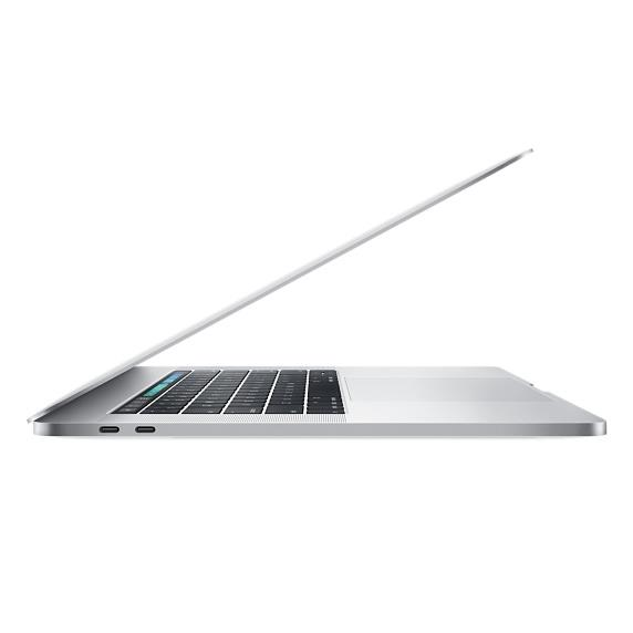 MacBook Pro 15-inch with Touch Bar: 2.9GHz quad-core Intel Core i7, 512GB - Silver