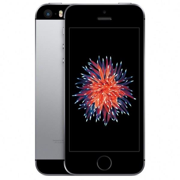 iPhone SE 64GB Space Gray | The most powerful 4‑inch phone ever. Tradeline Apple