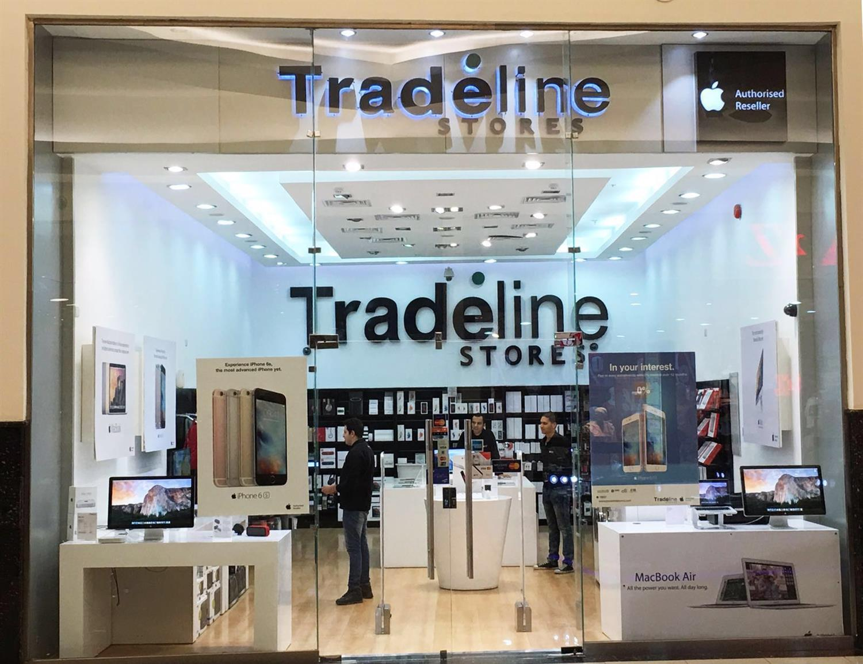 Tradeline Tradeline stores - Mall Of Arabia